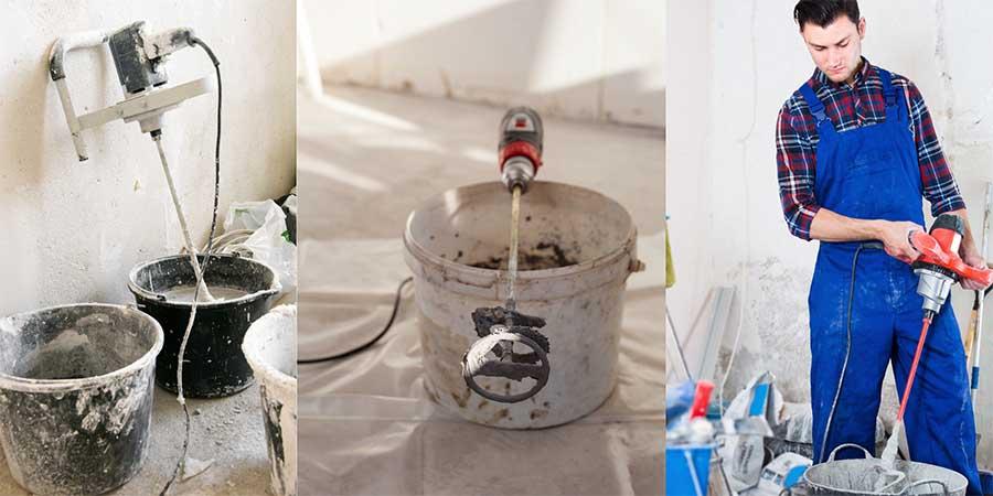 batidora de cemento amazon